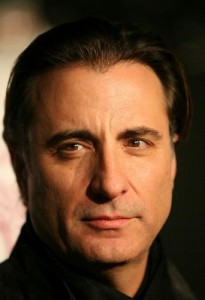 """HOLLYWOOD - JANUARY 15: Actor Andy Garcia attends """"The Air I Breathe"""" film premiere at the Archlight Hollywood on January 15, 2008 in Hollywood, California.  (Photo by Frederick M. Brown/Getty Images)"""