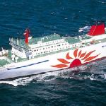 さんふらわあだいせつ商船三井フェリー所有が火災!原因と乗客の安否は?
