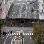 博多駅前陥没の被害者は!?復旧はいつ?地下鉄が原因!?