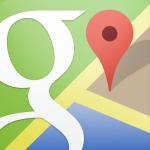 緯度経度からgooglemapの位置を示す方法は?
