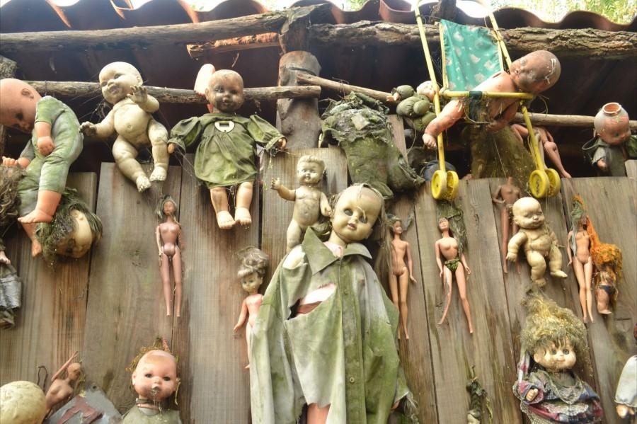 keeenet【人形島】メキシコソチミルコにある呪われた島。その所有者画像を発見!