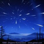 オリオン座流星群2014あなたの地域で見える時間は?天気もチェック!