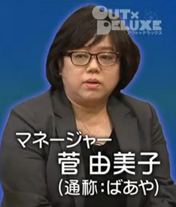 菅由美子宝塚TOP女優の紫吹淳のマネージャー!未婚の理由